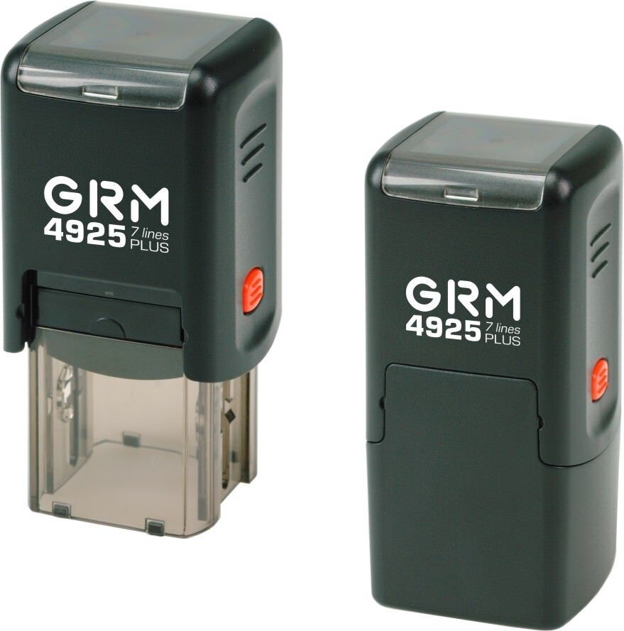 Штамп GRM 4925 Plus (25*25 mm)